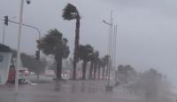 Antalya'da kırmızı uyarı kaldırıldı