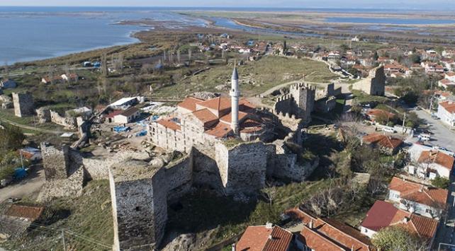 Fatih Sultan Mehmetin yadigarı cami 55 yıl sonra ibadete açılacak