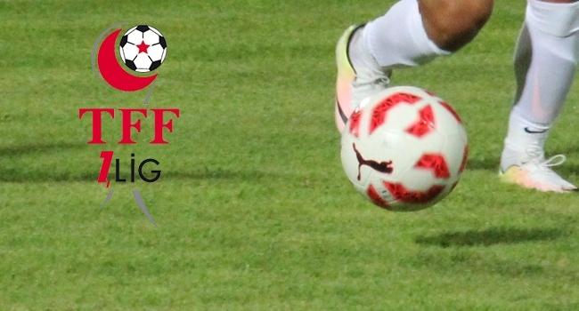 TFF 1. Ligde 15. haftanın perdesi açılıyor