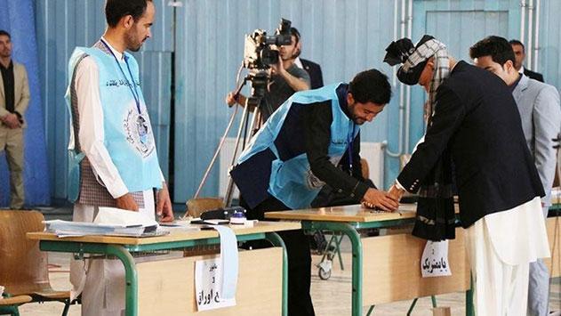Afganistanda seçiminin 27 vilayetteki sonuçları açıklanacak