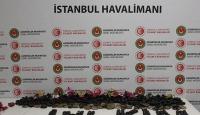 İstanbul Havalimanı'nda yaklaşık 15 kilo kokain ele geçirildi