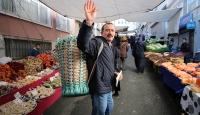 İstanbul pazarlarının ekspres küfecisi