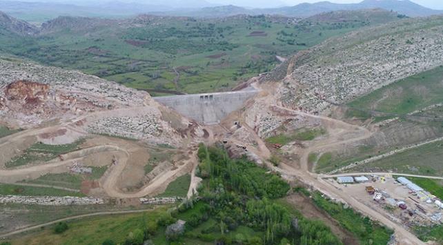 Diyarbakır'da tarım arazileri suyla buluşuyor