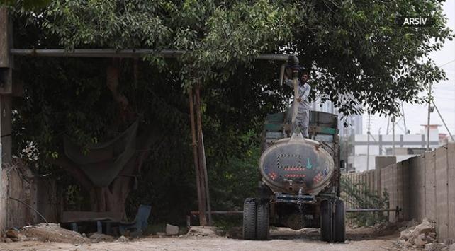 Yangınlarla boğuşan Avustralyada 25 bin litre içme suyu çalındı