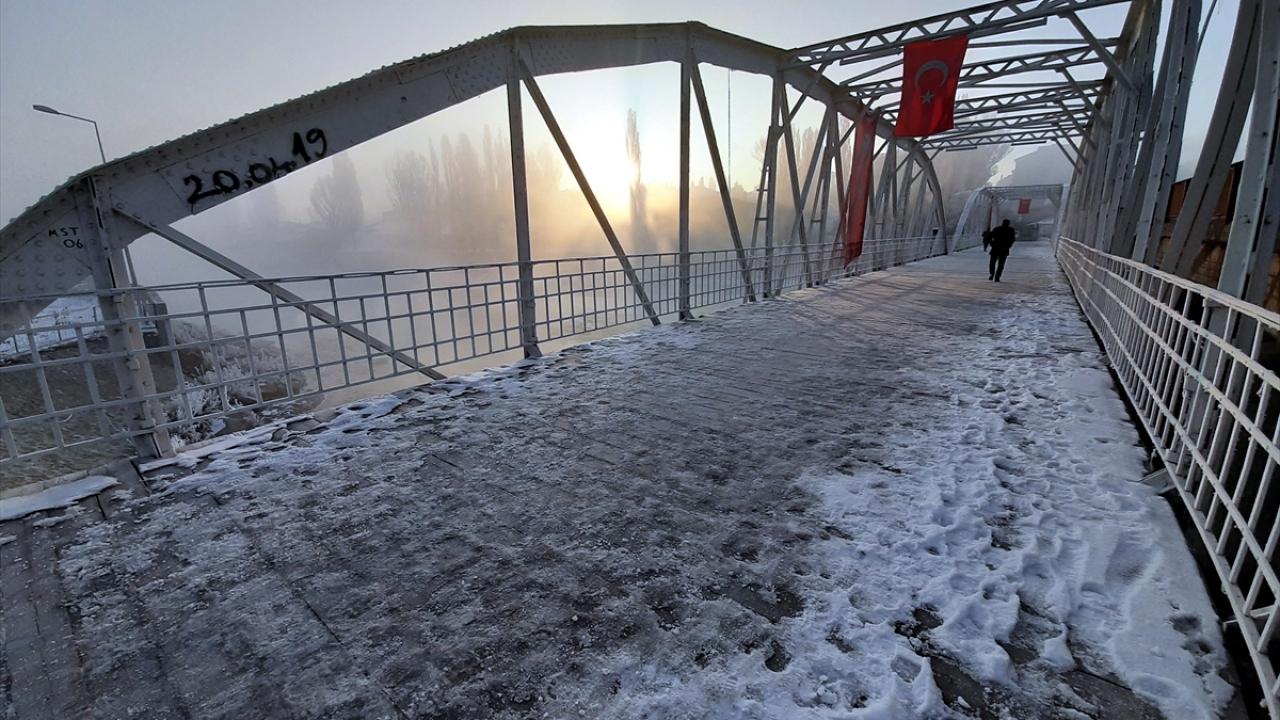 Ardahan'da soğuk hava