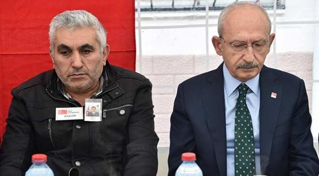 CHP Genel Başkanı Kılıçdaroğlundan şehit Yıldırımın ailesine taziye ziyareti