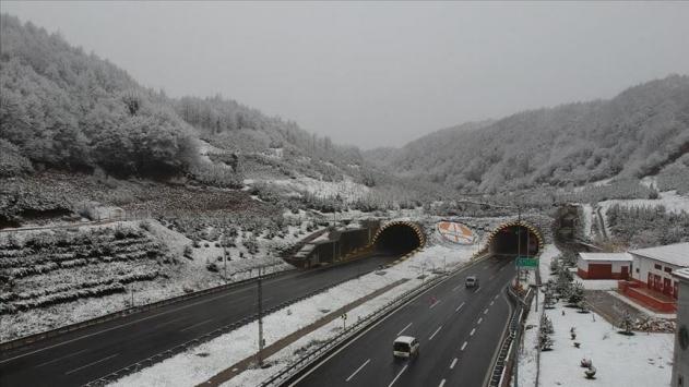 Bolu Dağı Tüneli teknik kontrolün ardından trafiğe açıldı
