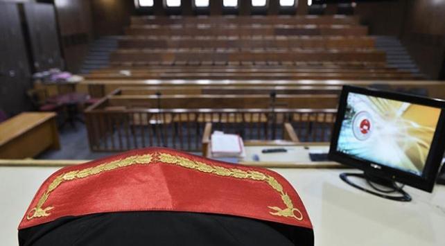 Eski Askeri Yargıtay üyesine FETÖden hapis cezası