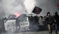 Fransa'da emeklilik reformu kaosu devam ediyor