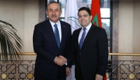 Bakan Çavuşoğlu Fas Dışişleri Bakanı Burita ile görüştü