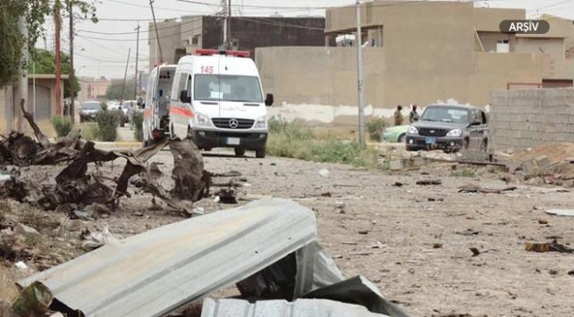 Irakta bombalı saldırılarda 15 kişi hayatını kaybetti