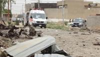 Irak'ta bombalı saldrılarda 10 kişi hayatını kaybetti