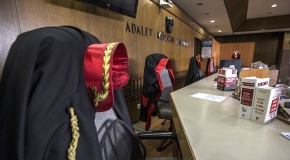 'Balyoz'da kumpas' davası dosyası savcılığa gönderildi