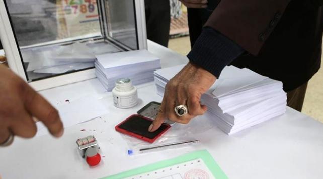 Cezayirde oy verme işlemi tamamlandı