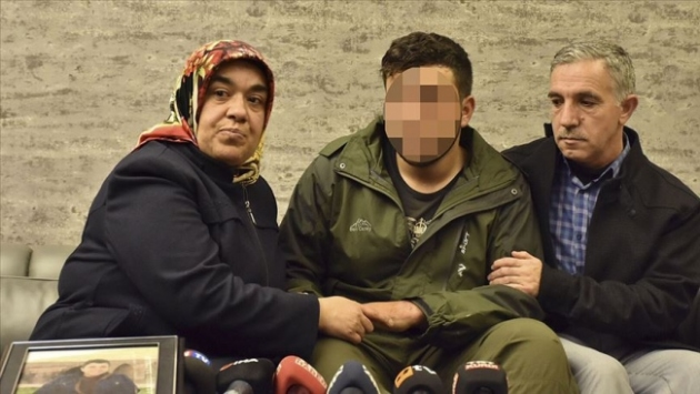 PKKdan kurtarılan Cafer Ceylan: Çok sayıda kişi örgütten kaçmak için fırsat kolluyor