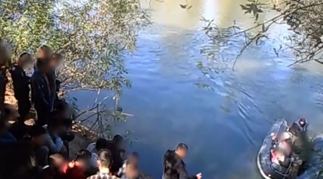 Yunanistandan skandal hareket: Göçmenleri Türk topraklarına bıraktılar