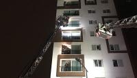İstanbul'da çıkan yangında mahsur kalan 14 kişiyi itfaiye kurtardı