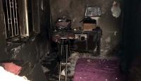 Ankara'da apartman dairesinde yangın: 1'i ağır 3 yaralı