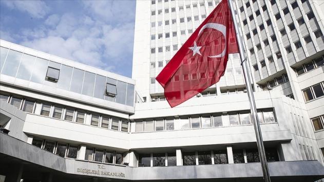 Türkiyeden Şiliye taziye mesajı