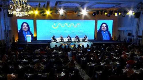 Dünyaca ünlü isimler TRT Uluslararası Çocuk Medya Konferansı'na katıldı