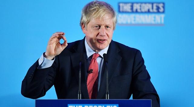 Johnson: İkinci bir referandumun bütün sefil tehditlerine son verdik