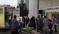 Çorum'da karbonmonoksit gazından zehirlenen 103 öğrenciden 100'ü taburcu edildi