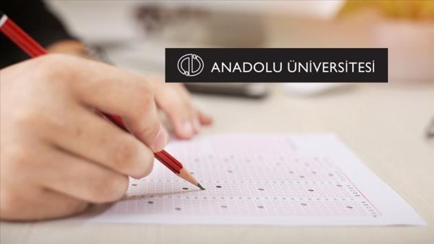 Anadolu Üniversitesinin açık öğretim ara sınavları yarın başlıyor