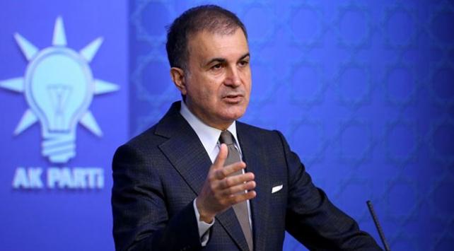 AK Partisi Sözcüsü Çelik: ABD Senatosunun kararını şiddetle kınıyoruz