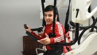 Yeniden adım atan Muhammed'in hayali Beşiktaş maçına gitmek