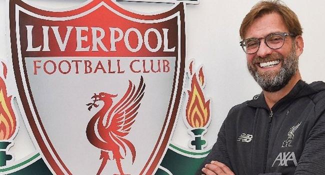 Jürgen Klopp 2024 yılına kadar Liverpoolda