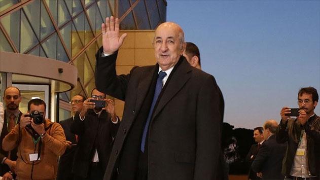Cezayirin yeni cumhurbaşkanı Abdulmecid Tebbun