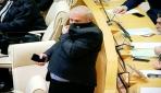"""Gürcistan parlamentosunda """"kimyasal saldırı"""" paniği"""