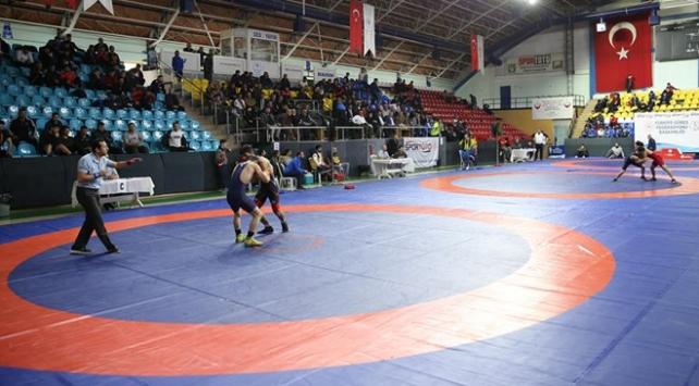 Türkiye Güreş Şampiyonası Ankara'da yapılacak