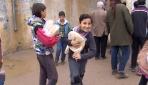 AFAD Tel Abyadta ücretsiz ekmek dağıtımına başladı
