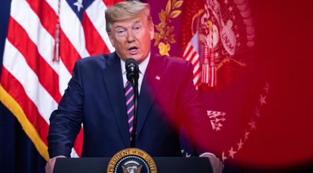Trump: Çin ile birinci faz ticaret anlaşması üzerinde anlaştık