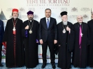 İstanbul Valiliğinden Yeni Yıl Yortusu etkinliği