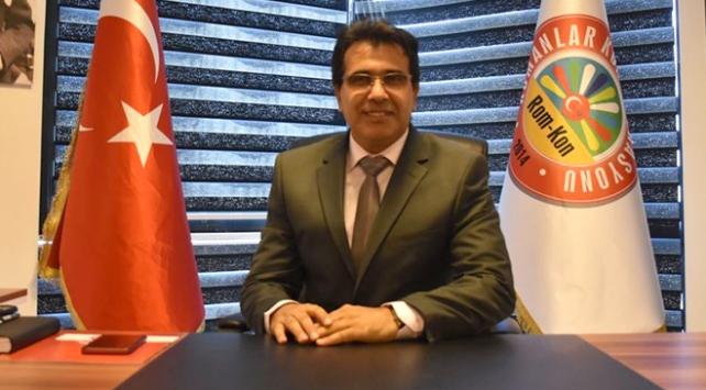 Romanlar Konfederasyonu Başkanı Çokyaşardan açılım genelgesine teşekkür