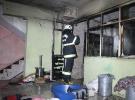 Kahramanmaraş'ta yangın çıkan evde mahsur kalan 7 kişi kurtarıldı