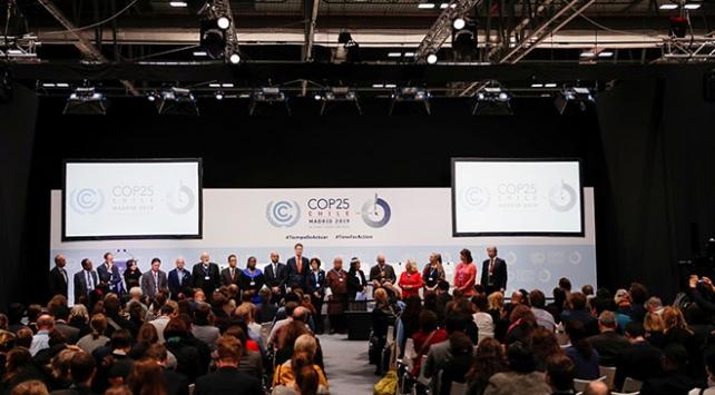 Madriddeki iklim değişikliği zirvesi beklentileri karşılayamadı