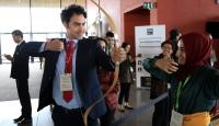 Kolombiya'da Geleneksel Türk Okçuluğu gösterisi
