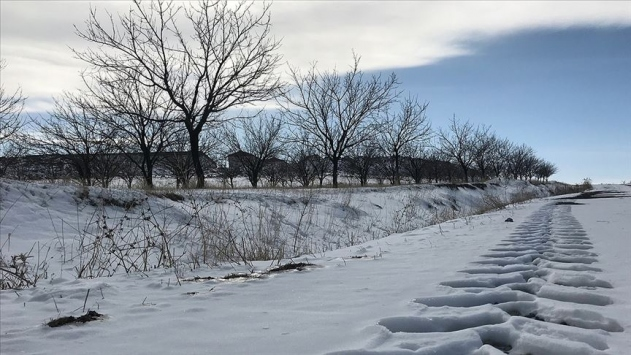 Doğuda 6 ilde karla karışık yağmur ve kar bekleniyor