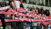 Sivasspor kombinede rekor kırdı