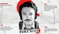 Postmodern romanın öncüsü Oğuz Atay'ın vefatının 42. yıl dönümü