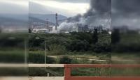 İskenderun Demir Çelik Fabrikası'nda patlama