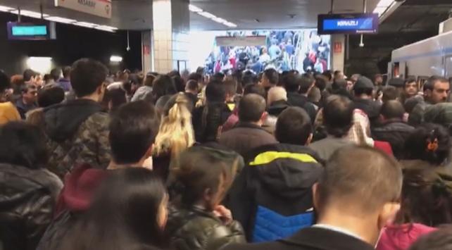 İstanbulda metro seferleri normale döndü