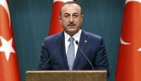 Bakan Çavuşoğlu: Yaptırım uygulanırsa Türkiye buna karşılık vermek zorunda