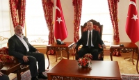 Cumhurbaşkanı Erdoğan Hamas Siyasi Büro Başkanı Haniye ile görüştü