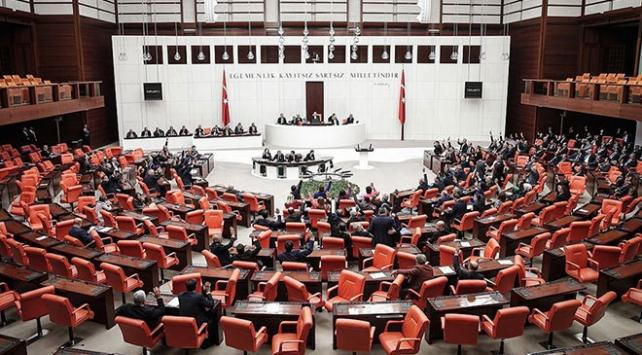Libya ile askeri anlaşma Mecliste