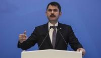 Bakan Kurum: Kanal İstanbul'un ÇED sürecinde sona yaklaştık
