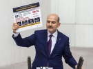 Bakan Soylu'dan HDP'ye sert tepki